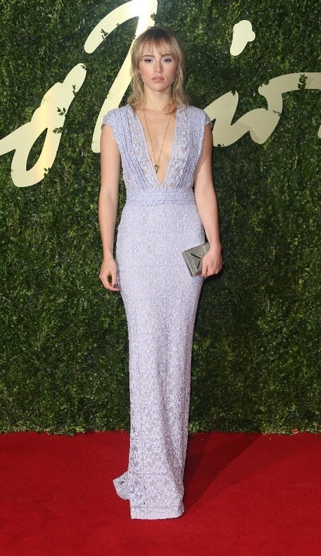 British Fashion Awards: celebrities & more - Telva | fashion | Scoop.it