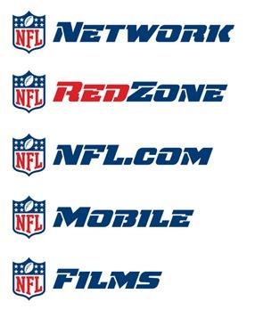 NFL Media, United it Stands, Divided it is - Brand New | Corporate Identity | Scoop.it