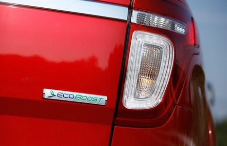 Ford to exceed EcoBoost target by 100000 units   Concept Cars, and new arrivals   Scoop.it