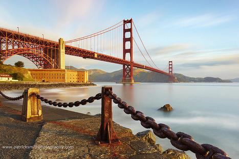 Suspensions - Golden Gate Bridge, San Francisco, California   Travel to California   Scoop.it