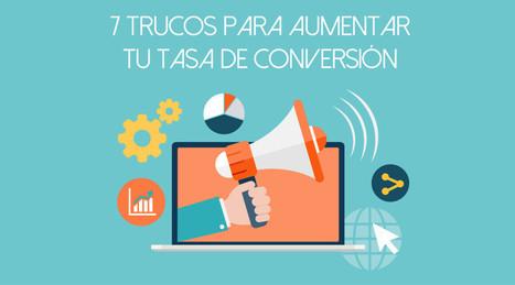 7 trucos para aumentar la tasa de conversión de tus formularios | GlopDesign | Pedalogica: educación y TIC | Scoop.it