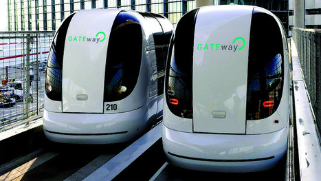 These are the first driverless cars in London | Automated Vehicle Insights Selected for You by CATES | Scoop.it