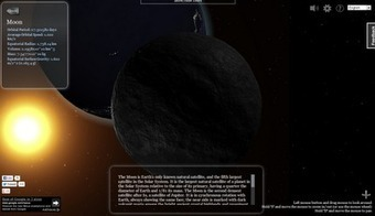 Take a Narrated Tour of the Solar System | Banco de Aulas | Scoop.it