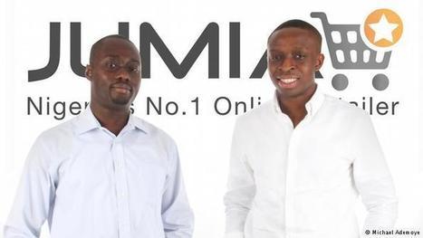 Nigeria: Onlinehändler Jumia will afrikanisches Amazon werden   Afrika   Scoop.it