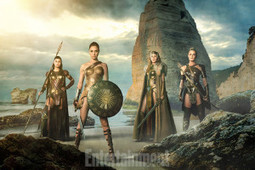First Official Themyscira Image Released for Wonder Woman Movie | Movies Related | Scoop.it