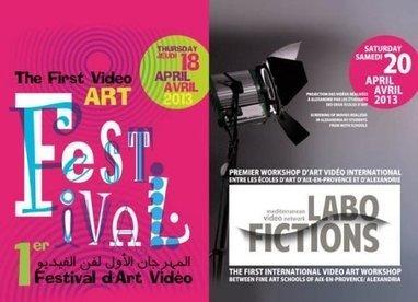 Festival « Vive l'Art Vidéo » » ci*diguente | Art vidéo | Scoop.it