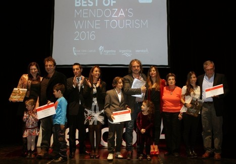 The winners and winemaker awarded in Mendoza at Great Wine Capitals - The Squeeze | Great Wine Capitals Global Network | Scoop.it