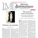 Sobriety, not austerity - Le Monde diplomatique - English edition | Communication for Sustainable Social Change | Scoop.it