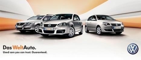 Das WeltAuto: la nueva marca de VW para coches de ocasión | Cars | Scoop.it