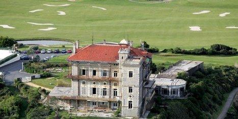 Immobilier Pays Basque : retour sur l'histoire du château d'Ilbarritz | Immobilier au Pays Basque | Scoop.it