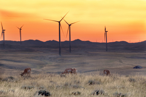 Wind Farm Powering A Million Homes Nears Approval Deep In Coal Country | Sustainability Science | Scoop.it