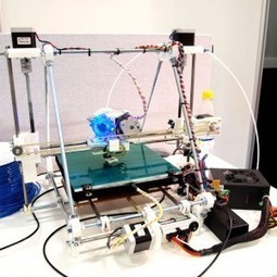 3D Printing and Intellectual Property: Copyright - American University Intellectual Property Brief | Intellectual Property | Scoop.it