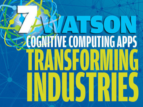 How IBM Watson apps are changing 7 industries | Cognitive Neuroscience and Learning | Scoop.it