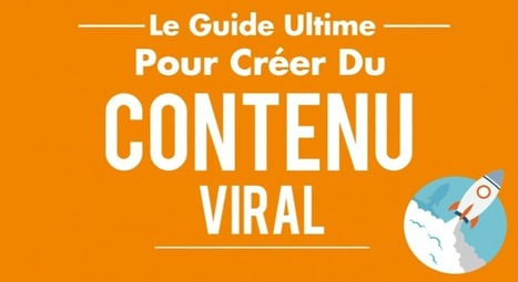 Le Guide Ultime Pour Créer Du Contenu Viral [Infographie] - Tom Langdon | Entrepreneurs du Web | Scoop.it