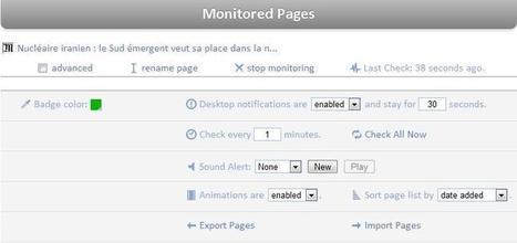 Comment veiller sans flux RSS : 15 outils - CaddE-Réputation | Mon panier veille et curation | Scoop.it