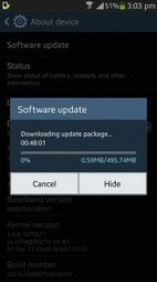 Android 4.4.2 Rolling Out to T-Mobile Galaxy Note 3, OTA Captured | Android Discussions | Scoop.it