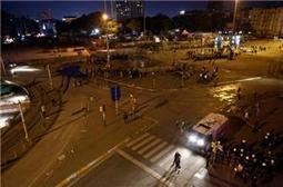 Turkish police clear Istanbul sit-in | Open Democracies | Scoop.it