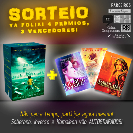 Sorteio YA Folia   Ficção científica literária   Scoop.it