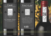 Chrométiq lance le VAO Label ©, procédé d'impression anti-contrefaçon - Gestaprint | Articles Vins | Scoop.it