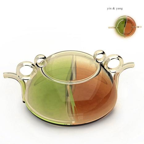 Yin & Yang - Tea for Two by Ewa Sendecka   Art, Design & Technology   Scoop.it