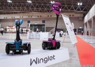 Experiencing the future of transportation at Ceatec 2013 | FutureChronicles | Scoop.it