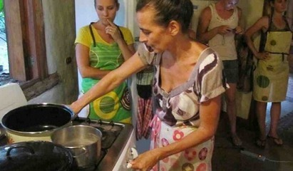 Cancer Survivor Shares Health Tips in Tropical Garden Cooking Classes - The Costa Rica Star   Food Cooking   Scoop.it