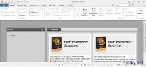 Foxit Reader – Lettore PDF gratuito   desktop publishing   Scoop.it