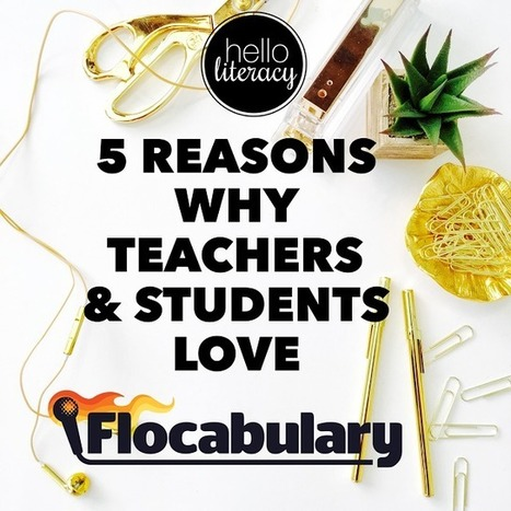 5 Reasons Why Teachers & Students LOVE Flocabulary | Dyslexia and Early Literacy Success for All Students | Scoop.it