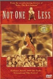 Not One Less (1999) | Creativity in English Language Teaching (EFL) | Scoop.it
