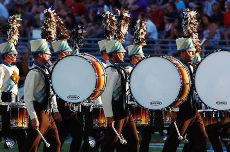 Red River Thunder set for tonight at CH Collins Athletic Complex - Denton Record Chronicle | Drumline | Scoop.it