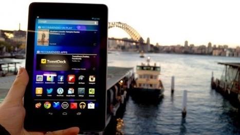 Nexus 7: The Full Australian Review | Mobile IT | Scoop.it