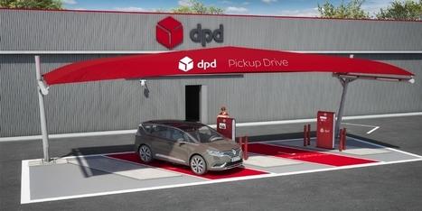 DPD France lance la livraison de colis en soirée et le retrait en borne drive   E-Com Commerce   Scoop.it