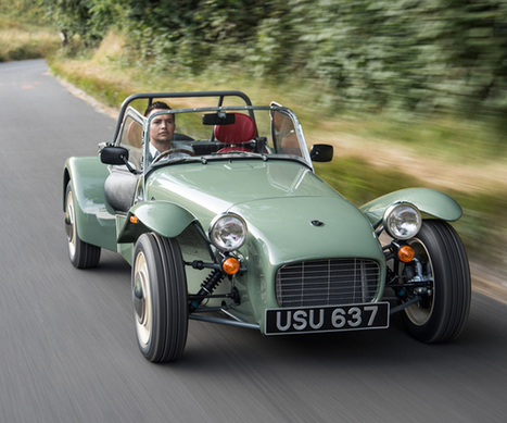 Caterham Seven Sprint | Tudo o resto | Scoop.it