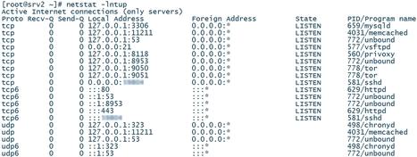 Liste des services réseaux en écoute sur Linux | Informatique | Scoop.it
