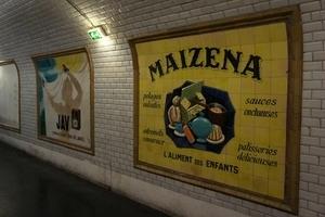 Visite du métro insolite avec Ademas - Lutetia : une aventurière à Paris | Paris Secret et Insolite | Scoop.it