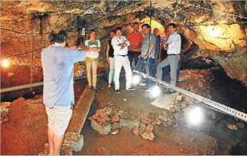 Una cueva habitada hace 7.000 años | Aux origines | Scoop.it