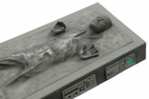 """3D Printing Comes To The Disney Universe: Your Face """"Frozen In Carbonite"""" 