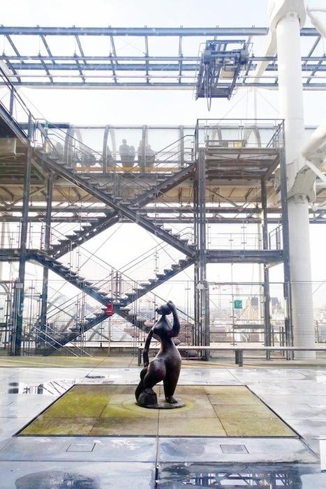 Paris museums: Modern art at Centre Georges Pompidou | It's a miracle! | Scoop.it