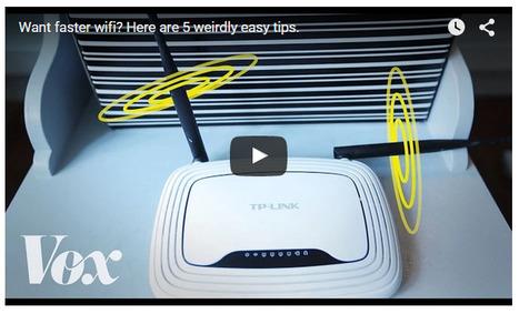 Cómo mejorar la señal wifi en casa | IncluTICs | Scoop.it