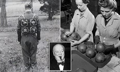 New book tells of Churchill's secret lab that inspired 007 gadgets   Miscellaneous Topics   Scoop.it