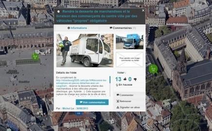 Strasbourg 2028 : déjà plus de 200 idées ! - Rue89 Strasbourg ... | Strasbourg | Scoop.it
