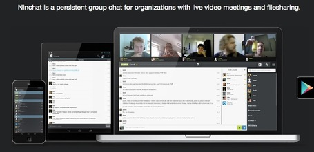 Create Persistent Collaboration Rooms To Chat & Videoconference with Ninchat | Online Collaboration Tools | Scoop.it