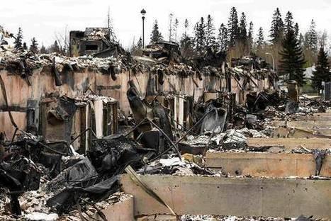 Canada Wildfire Prompts New Evacuation of Oil-Sands Workers in Northern Alberta - Wall Street Journal   StewiackeNews   Scoop.it