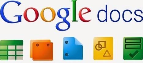 Dnotas: Comienza la actualización de la suite de ofimática de Google | Documentos de Google | Scoop.it
