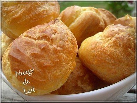 Gougères à la Mimolette | The Voice of Cheese | Scoop.it
