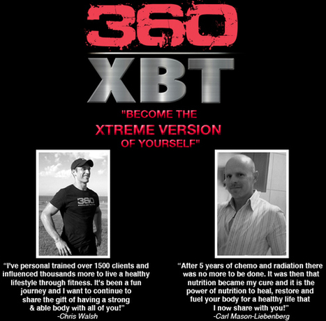 Transform Your Body in 90 Days with 360XBT | Way to be Fit and Fine | Scoop.it