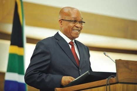Zuma: Don't think like Africans in Africa - City Press | arts and entertainment | Scoop.it