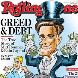 Greed and Debt: The True Story of Mitt Romney and Bain Capital | Politics News | Rolling Stone | Racketeering Romney Goldman Sachs n Bain Capital eToys Fraud | Scoop.it