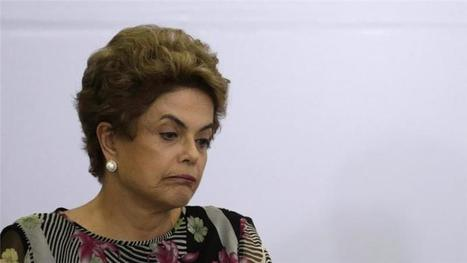 Committee recommends impeaching Brazil's Dilma Rousseff | Public-Private Duality, Economic Crisis, and New Financial Trends | Scoop.it