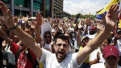 Venezuela protests - in 60 seconds   Venezuela Despierta #LaSalida   Scoop.it